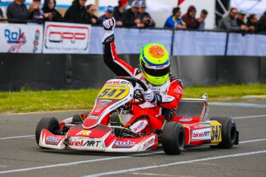 Challenge of the Americas RD3 - Sonoma, Sunday report
