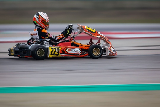 Rafael Camara restarts from the Winter Cup weekend