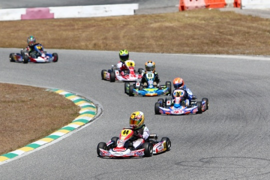 2018 Florida Winter Tour – RD3 – Orlando Kart Center – Saturday