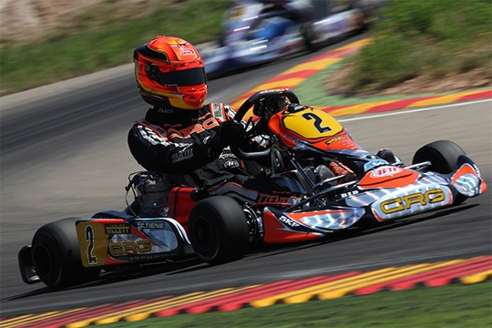 HOPES UP FOR A GOOD RESULT BY CRG IN ALCANIZ'S FIRST ROUND OF THE EUROPEAN KF&KF JUNIOR CHAMPIONSHIPS