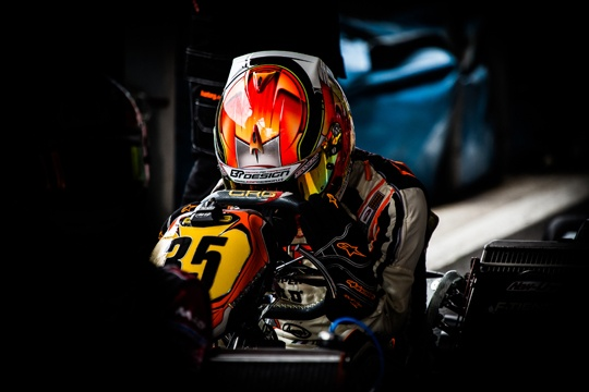 CRG HEADING TO LA CONCA FOR THE THIRD ROUND OF THE WSK SUPER MASTER