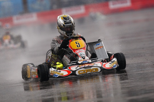 Forè and CRG USA third in Las Vegas, Lennox and Forè winning one-two for CRG in Brazil