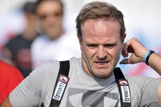 Rubens Barrichello - Eternal Youth