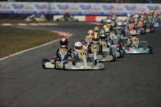Vortex, OMP and Bridgestone finals
