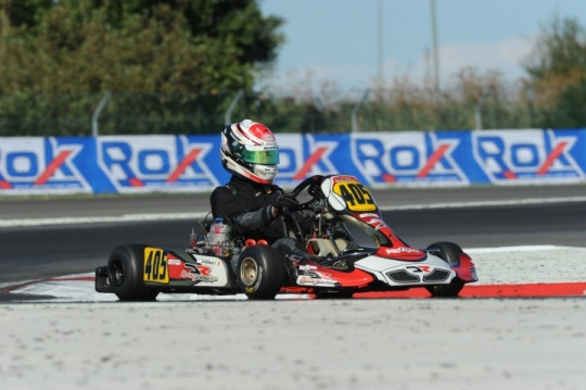 DR and New Force win the Italian Rok Cup in Adria