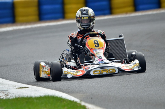 SuperPole to Foré in KZ, Arrue surprises in KZ2
