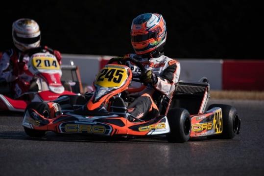 Gabriel Bortoleto restarts from La Conca