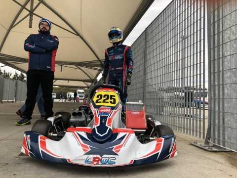 2019 comes alive with WSK tests