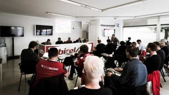 Positive momentum shared during the Birel ART distributors' meeting