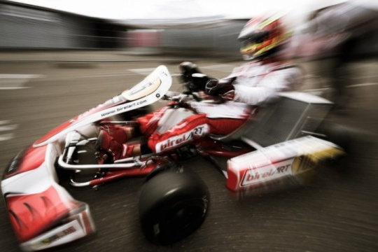 Birel ART at the forefront of the World Championship