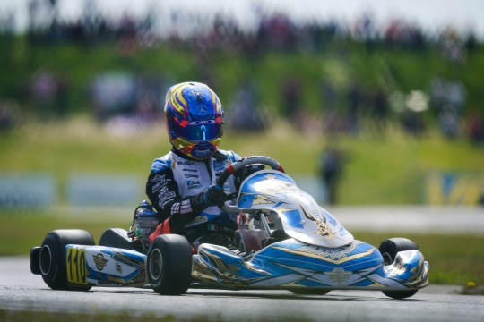 FIA World Championship - Alaharma, preview