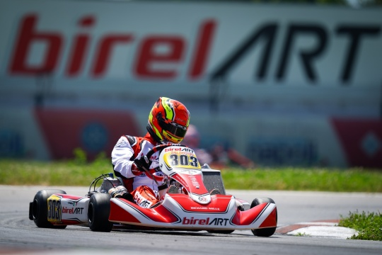 FIA World Championship KZ / KZ2 - Preview