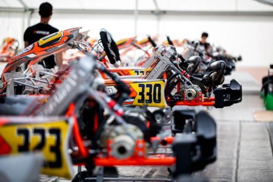 Bad luck strikes Forza Racing in Lonato