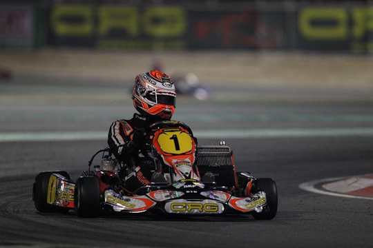 CRG, first answers from the KF & KFJ World Championships