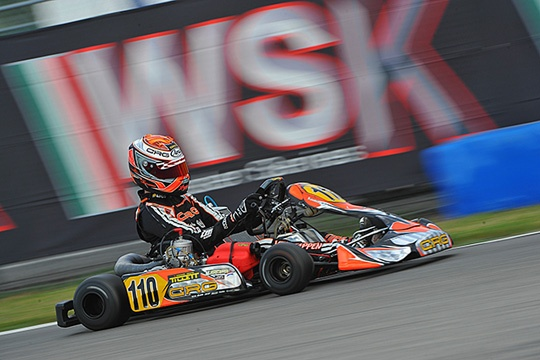 CRG and Max Verstappen KZ2 Champions in WSK Master Series, Eliseo Martinez Champion in 60 Mini with Gamoto Racing