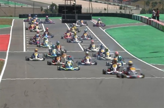 European Champs KF/KFJ in Portimao (P)