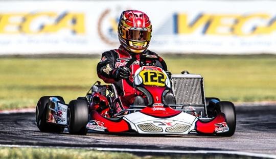 DR Racing protagonist in La Conca