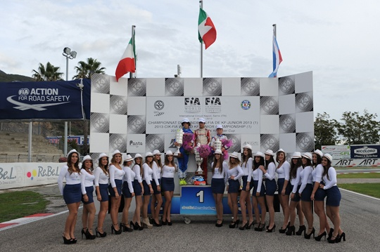 Cik FIA Sarno World Events