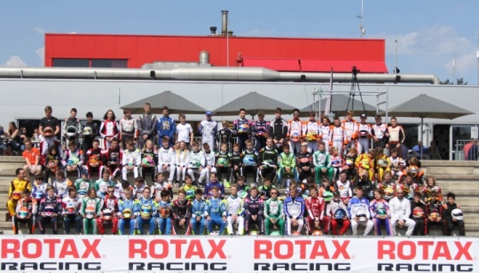 Super debut for new Rotax Max Challenge Euro Trophy