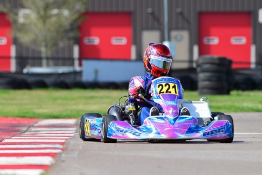 ROLISON PERFORMANCE GROUP VICTORIOUS AT SKUSA WINTERNATIONALS