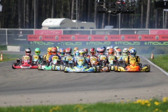 Rotax MAX Challenge Euro Trophy ready for Kristianstad round
