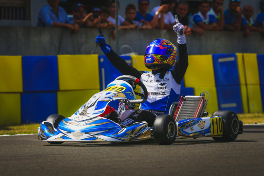 Minì and Antonelli win the races, Amand and Travisanutto are Champions!