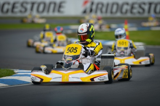 The karting Academy Trophy increases its international aura in 2018