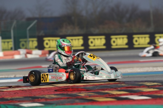 Gamoto prepares for the Winter Cup's 25th edition