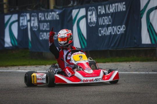 FIA World, Lonato: Kremers (KZ), Denner (KZ2) and Siksnelis (Academy) the new Champions
