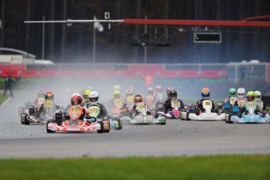 Important Prize in BNL Karting Series