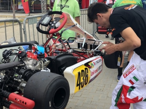 Logbook, Day 5 - The last adjustments before the qualifications