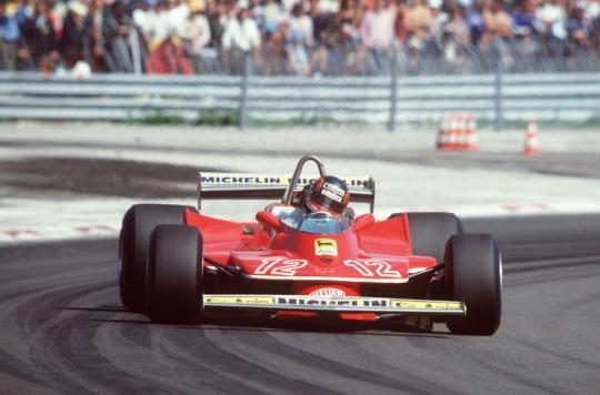 Motorsport remembers Villeneuve!