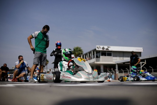 Gamoto Kart is getting ready for the ROK Cup Superfinal