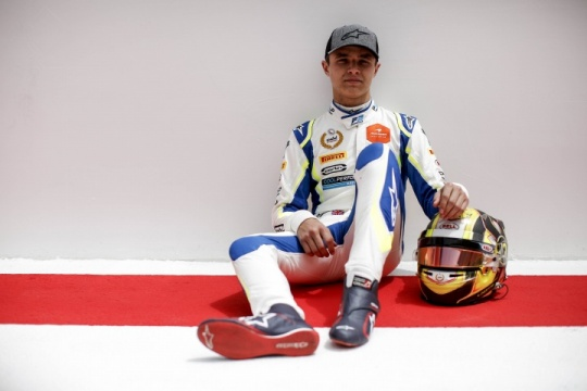 Lando Norris - Hungering for Victory