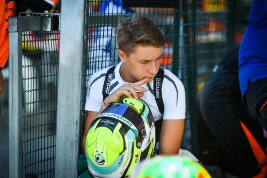 Luca Bosco, winning future