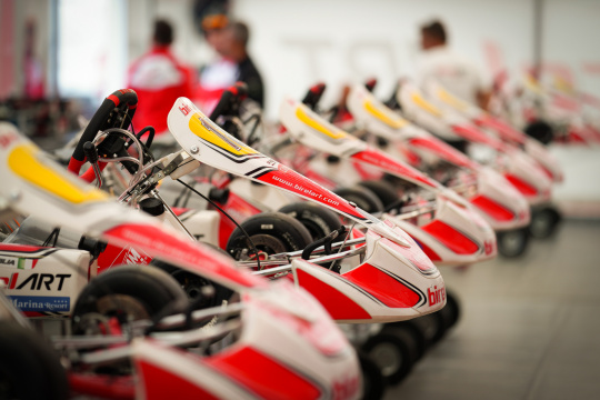 Birel ART Racing presents its 2021 drivers