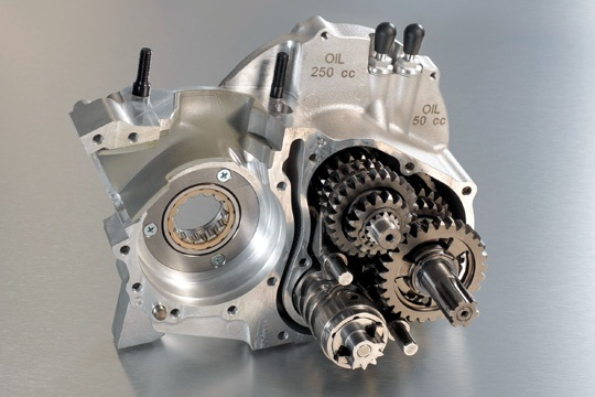 "Modena Engines KK1 ""officially approved"""