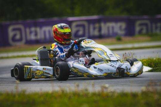 Braeken's adventure in Junior officially starts this weekend