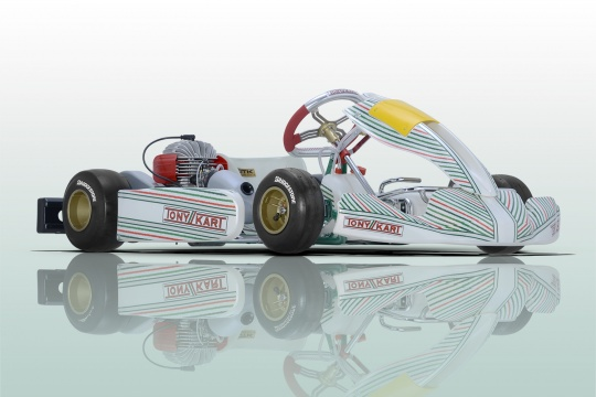Tony Kart New Mini 2020 - CIK FIA HOMOLOGATED