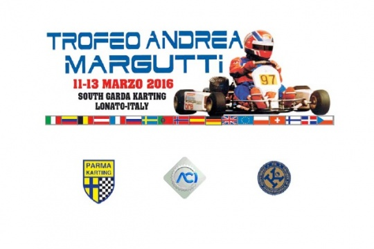 ENTRY LISTS OF THE 27th ANDREA MARGUTTI TROPHY TO OPEN ON 8 FEBRUARY 2016