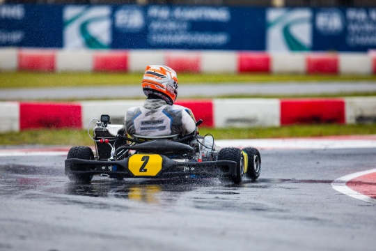 FIA Karting World Cup, Lonato - Kremers and Gustavsson in pole position