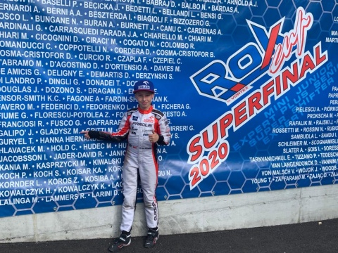 Maciej Gladysz restarts from Rok Superfinal 2020