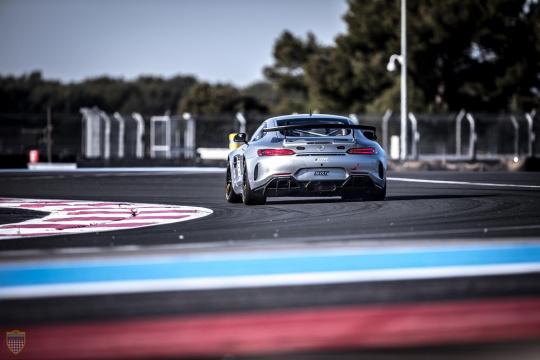 Luca Bosco towards the European Series GT4