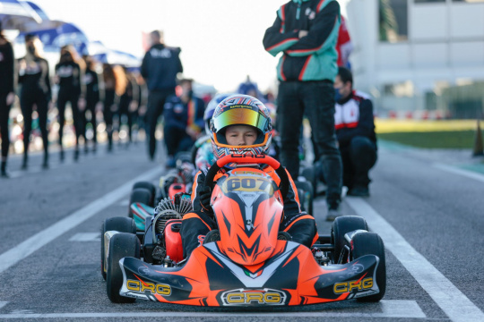 Gerasim Skulanov: «The feeling with CRG was immediately very good, from all points of view»