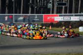 Bumper grids set for BNL Karting Series at Genk.