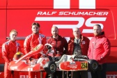 SFR Motorsport up on the podium again with RS Kart at the BNL.