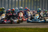 First decisions for the titles at the Rotax MAX Challenge Euro Trophy.