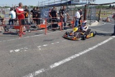 Kart Grand Prix of France - Heats: Pex (KZ) and Renaudin (KZ2) took the pole position.