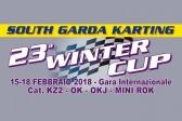 23rd Winter Cup - OKJ qualifying
