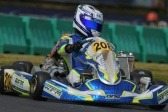 Kart GP Germany - Janker and Aron the fastest on Friday.